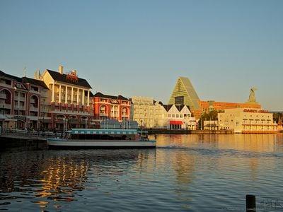 Disney World Boardwalk, Walt Disney World, Florida