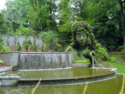 Atlanta Botanical Garden, Atlanta, Georgia