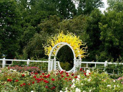Missouri Botanical Garden, St. Louis, Missouri