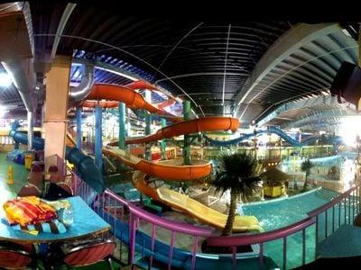 H2Oasis Indoor Waterpark, Anchorage, Alaska