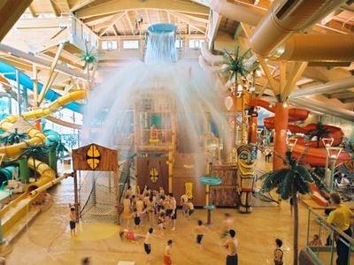 Splash Lagoon Indoor Water Park, Erie, Pennsylvania