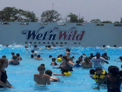 Wet 'n Wild Emerald Pointe, Greensboro, North Carolina