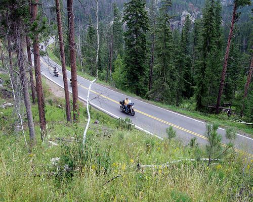 Needles Highway, Black Hills, South Dakota