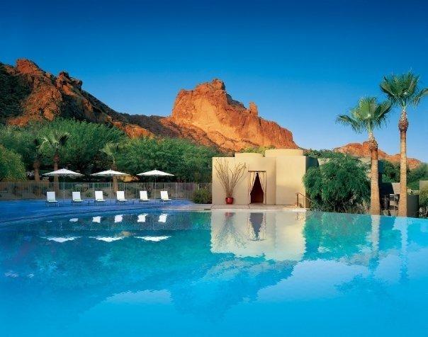 Sanctuary Resort at Camelback Mountain, Scottsdale, Arizona