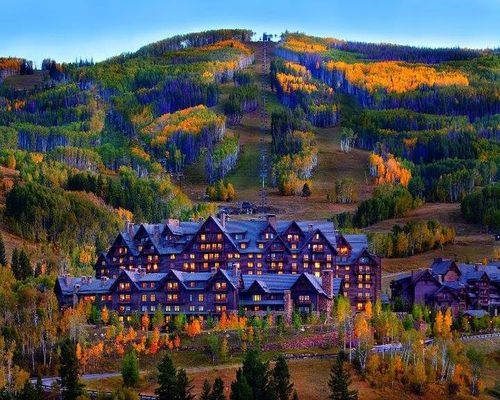 Ritz-Carlton, Bachelor Gulch, Colorado