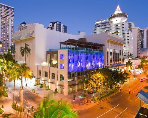 Kalakaua Avenue, Honolulu, Hawaii