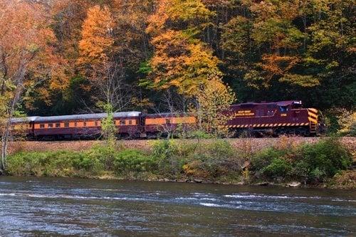 Great Smoky Mountains Railroad, North Carolina