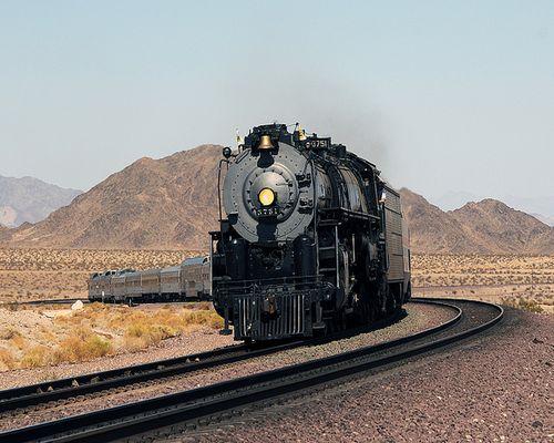 The Grand Canyon Railway, Arizona