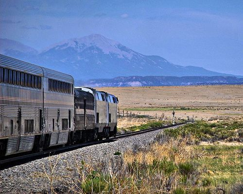 Southwest Chief, Los Angeles to Chicago