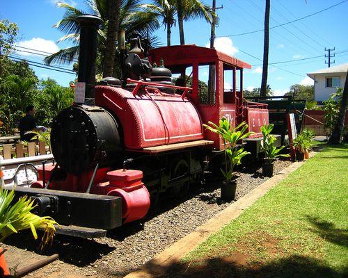 The Hawaiian Railway Society, Oahu, Hawaii