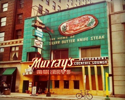 Murray's Steakhouse, Minneapolis