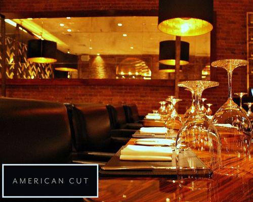 American Cut Steakhouse, New York City