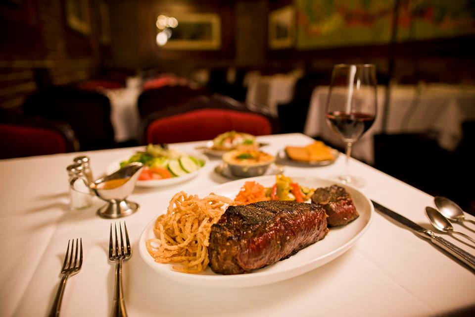 Bern's Steakhouse, Tampa, Florida