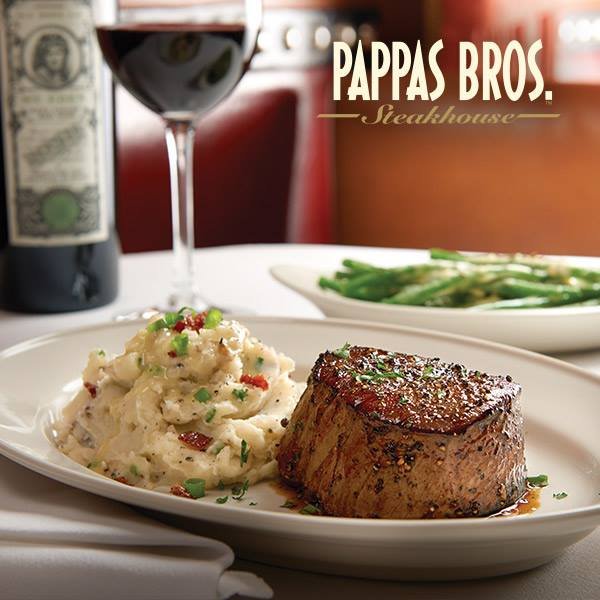 Pappas Bros. Steakhouse, Houston and Dallas