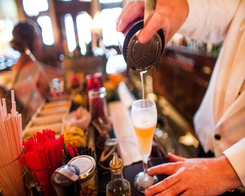 Arnaud's French 75 Bar, New Orleans