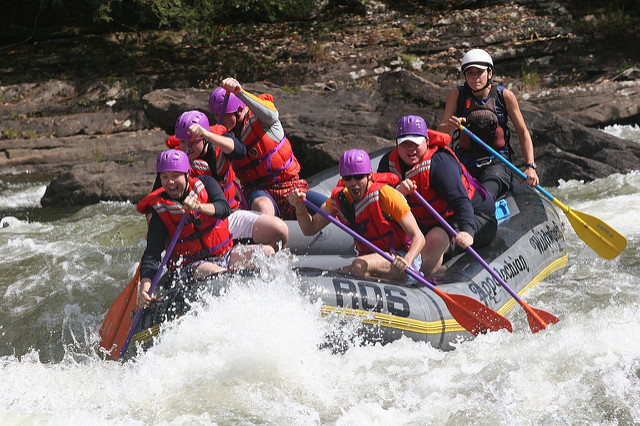 Gauley River, West Virginia