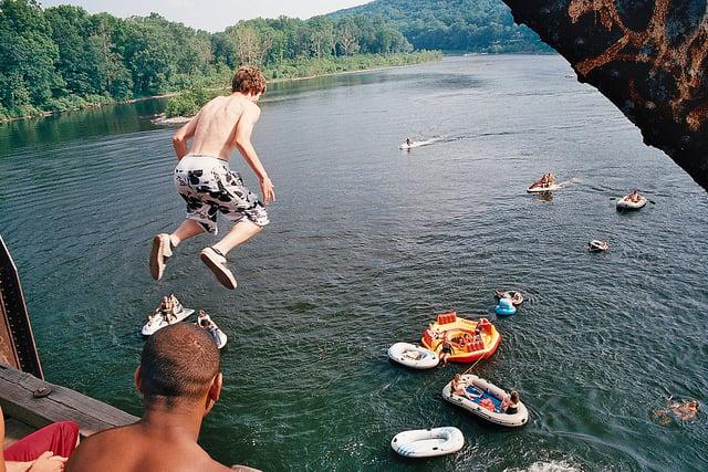 Delaware River, New York