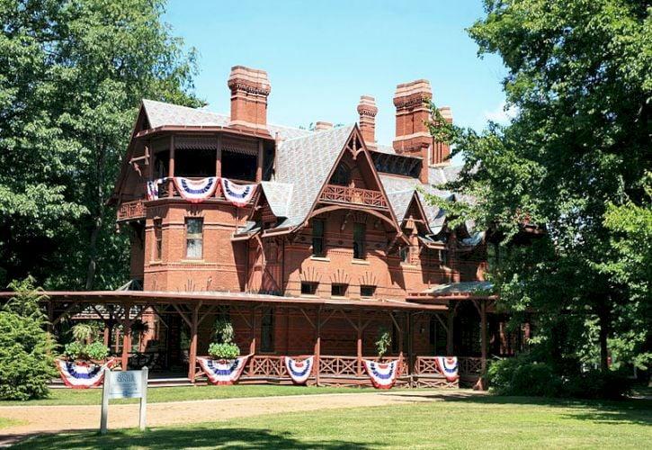 Connecticut: The Mark Twain House & Museum