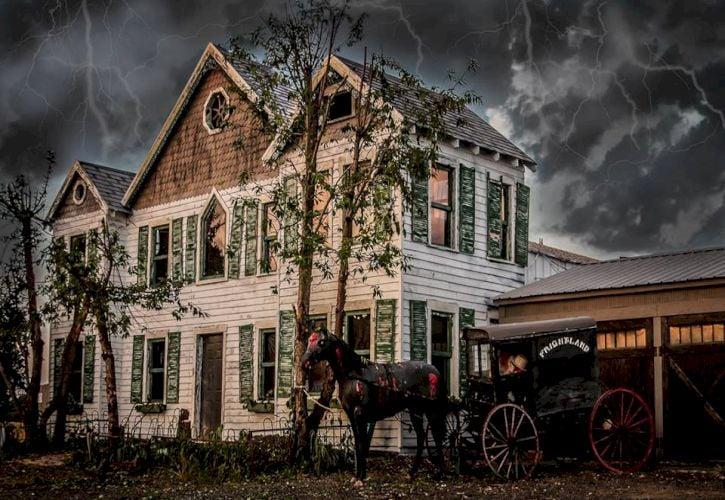 Delaware: Frightland