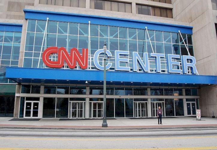 Georgia: CNN Center and Tour