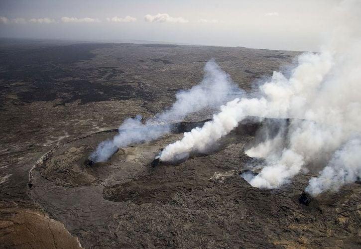 Hawaii: Hawaii Volcanoes National Park