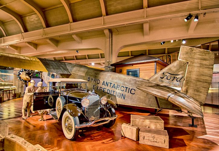 Michigan: Henry Ford Museum