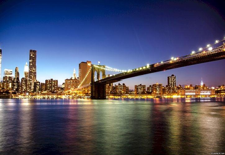 Brooklyn Bridge, New York City, New York