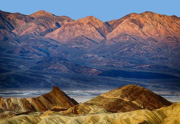 Death Valley, Eastern California