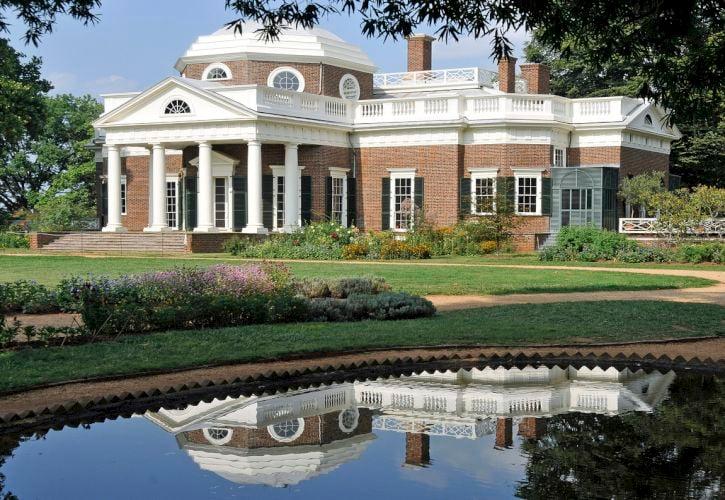 The Jefferson Monticello, Virginia