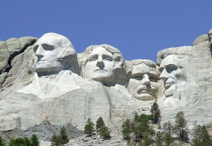 Mount Rushmore Memorial Park, Keystone, South Dakota