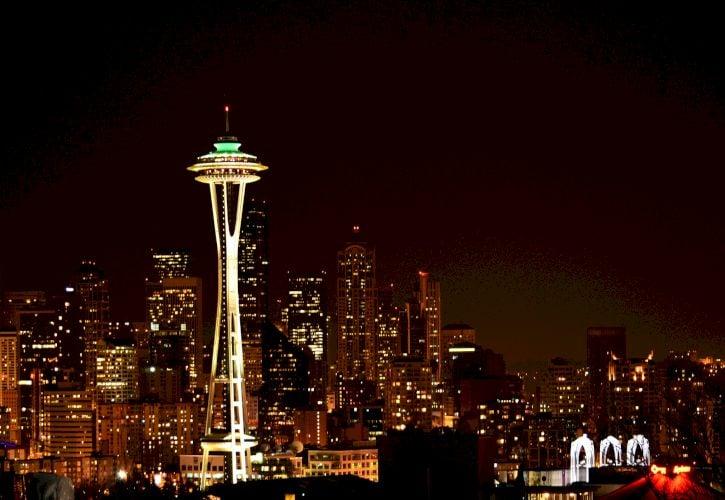 Seattle Space Needle, Washington