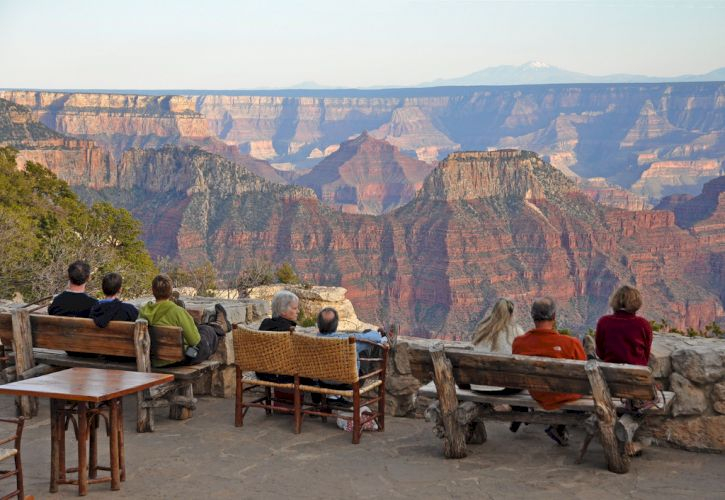 Stay at the Grand Canyon