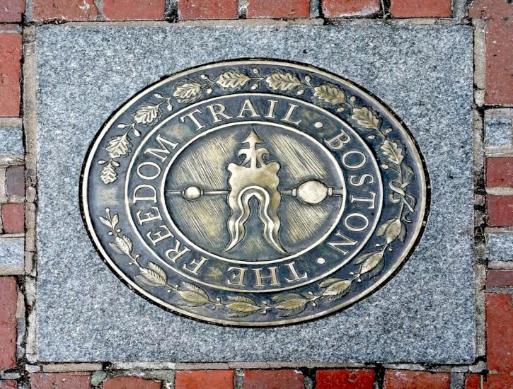 The Freedom Trail, Massachusetts
