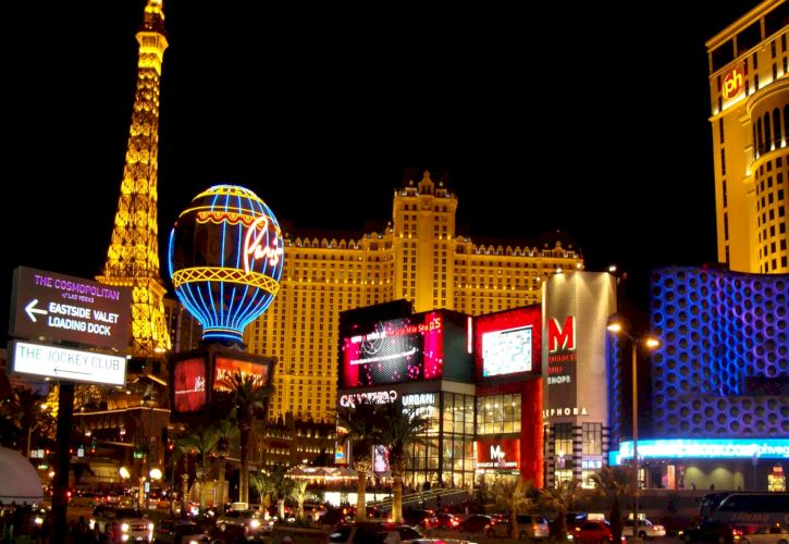 Nevada: Las Vegas Boulevard
