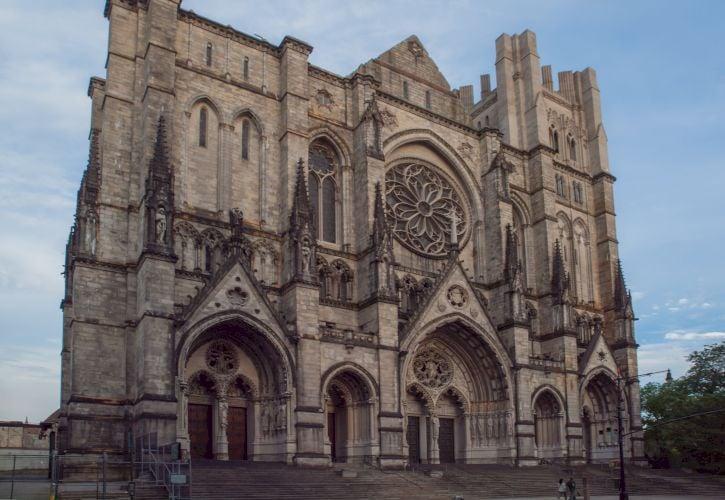Cathedral of Saint John the Divine, New York City, New York