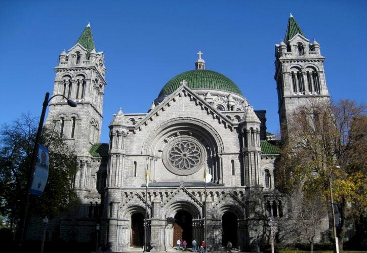 Cathedral Basilica of Saint Louis, St. Louis, Missouri