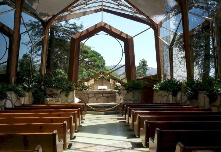 Wayfarers Chapel, Rancho Palos Verdes, California
