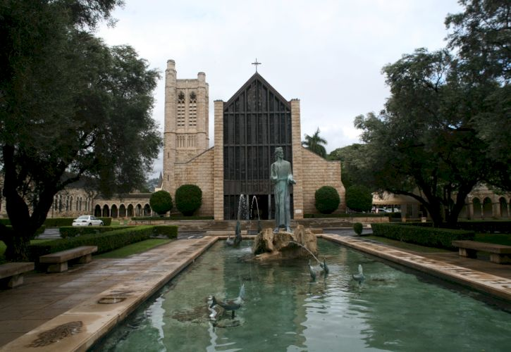 The Cathedral of Saint Andrew, Honolulu, Hawaii