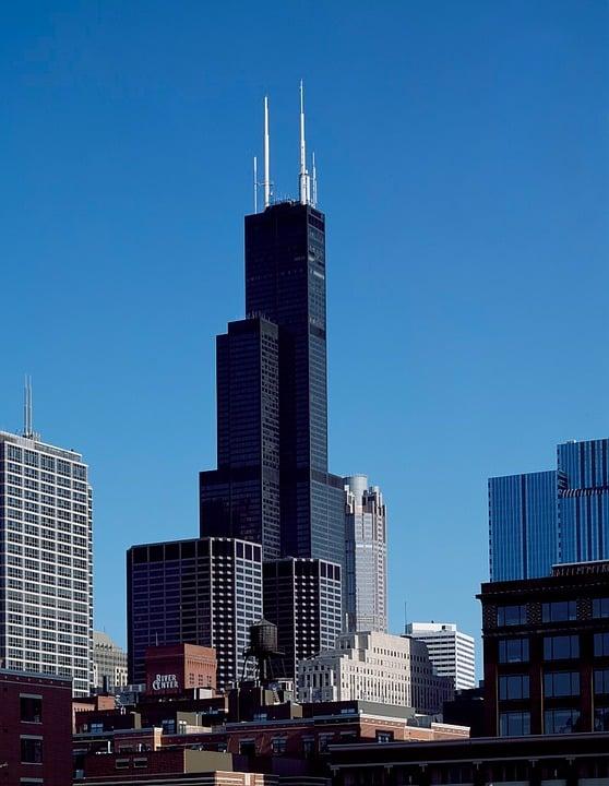 Willis Tower, Chicago, Illinois