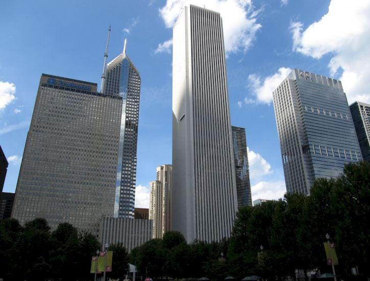 Aon Center, Chicago, Illinois