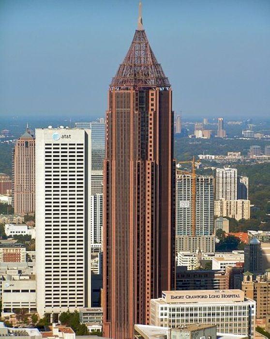 Bank of America Plaza, Atlanta, Georgia