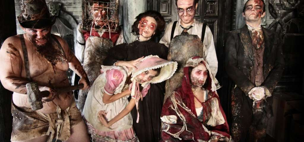 House of Torment, Austin, Texas