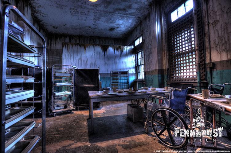 Pennhurst Asylum, Philadelphia, Pennsylvania