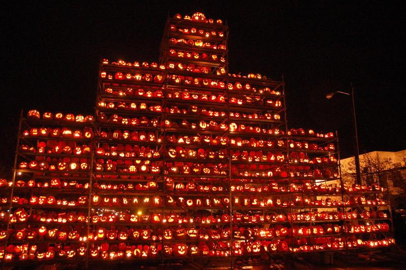 Keene Pumpkin Festival, Keene, New Hampshire