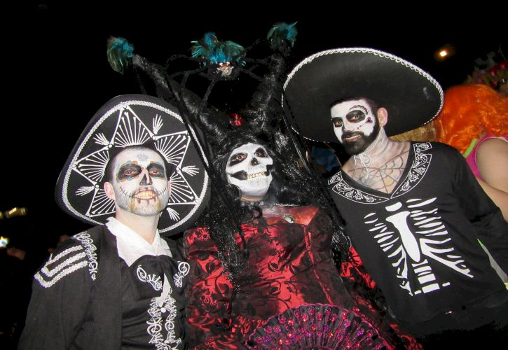 West Hollywood Halloween Carnaval, California