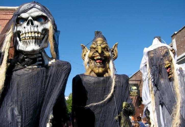 Festival of the Dead, Salem, Massachusetts