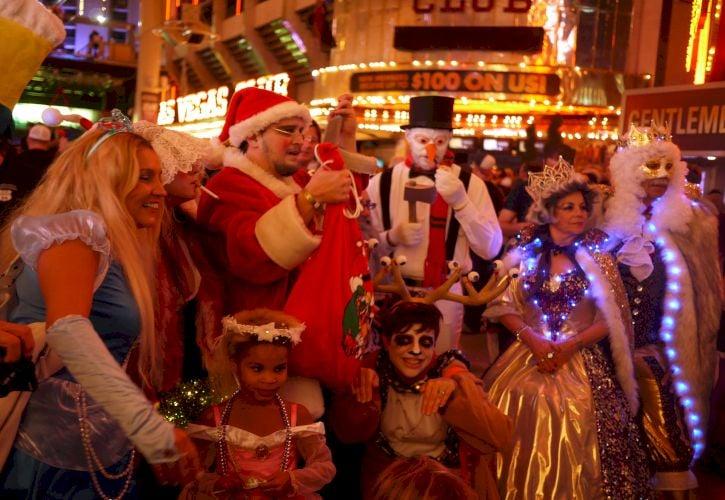 Las Vegas Halloween Parade, Nevada
