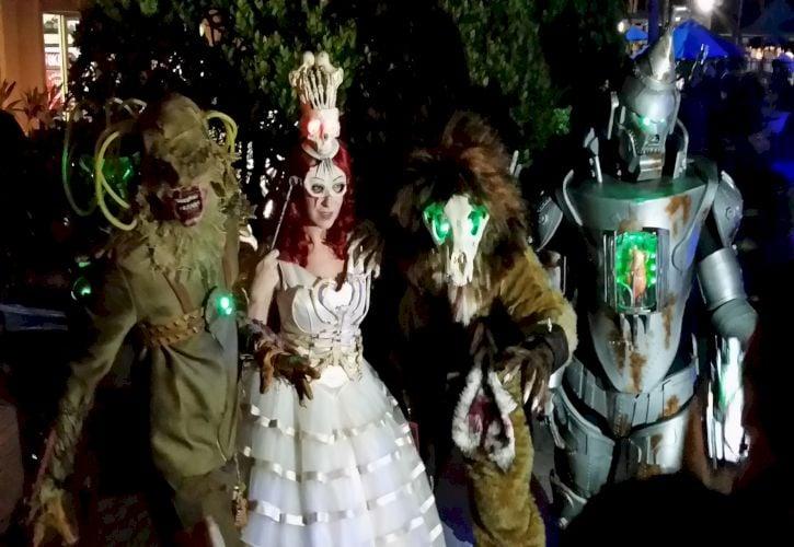 Spooky Empire's The Ultimate Horror Weekend, Orlando, Florida