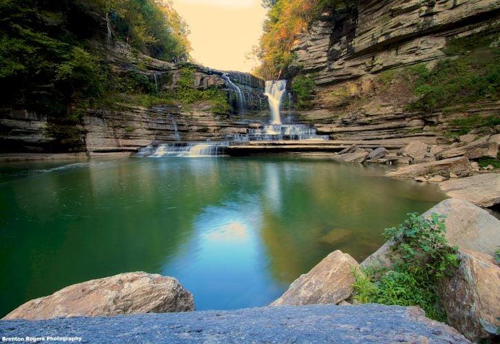 Cummins Falls, Jackson County, Tennessee
