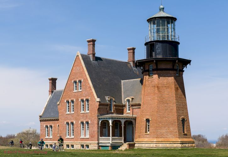 Block Island Southeast Light, Rhode Island